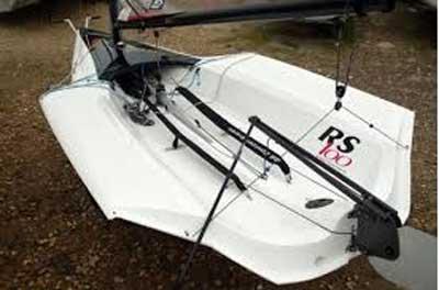 RS 100, 2012 sailboat