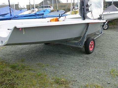 RS 500, 2010 sailboat