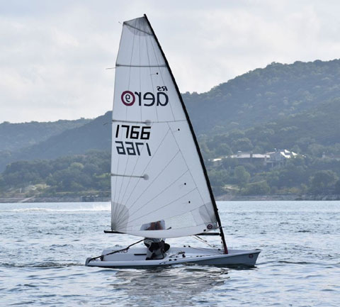 RS Aero, 2016 sailboat