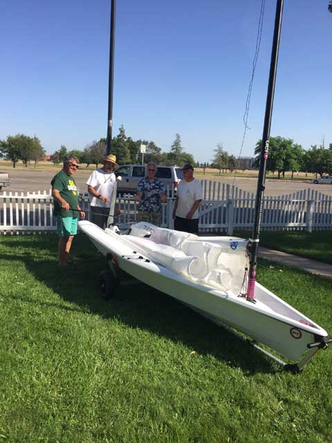 Aero, 2016 sailboat