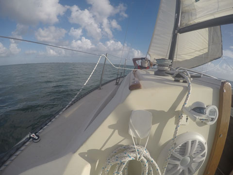 S2 7.3, 1983 sailboat