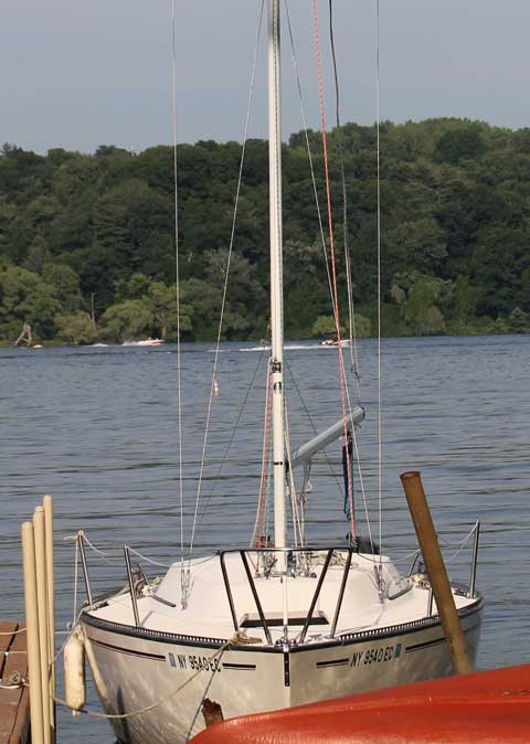 S2 6.7 Grand Slam, 1980 sailboat