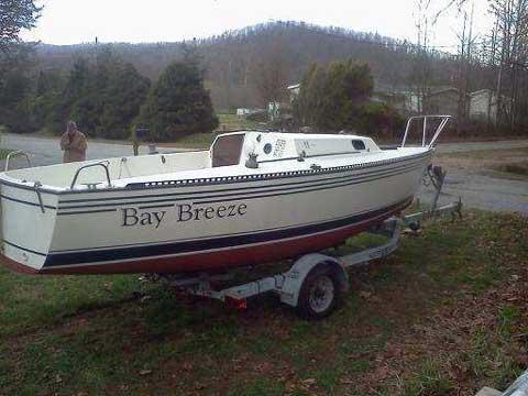 S2 6.7 sailboat