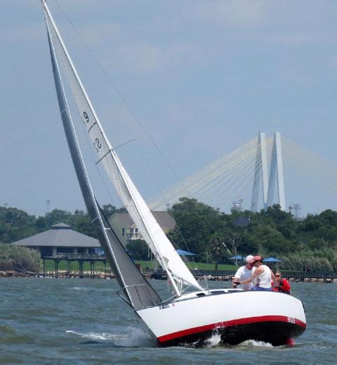 S2 6.9 22 ft, 1985 sailboat