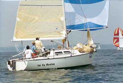 S2 7.9 (26 feet, 1984 sailboat