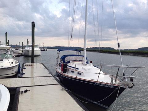 Sabre 28, 1983 sailboat