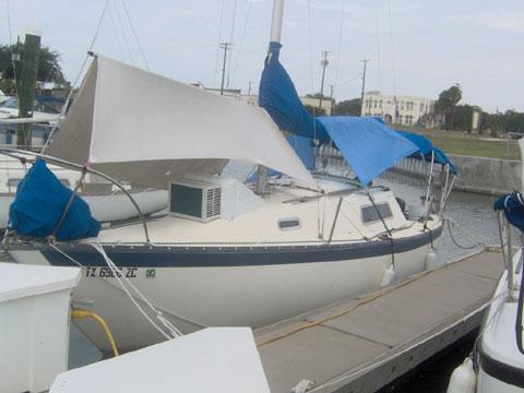 San Juan 23, 1981 sailboat