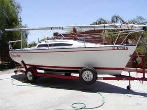 Santana 2023A, 1993 sailboat