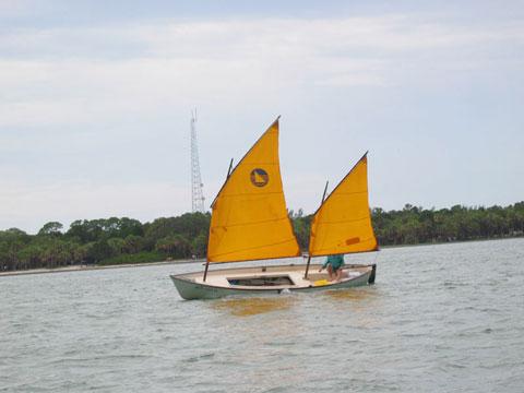 Marine Concepts Sea Pearl 21, 1982 sailboat