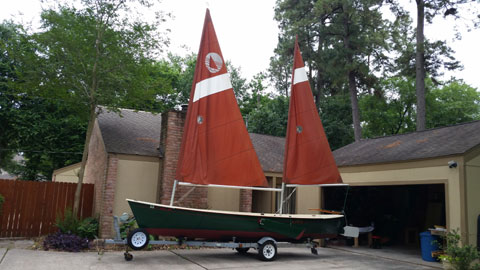 Sea Pearl 21, 1983 sailboat