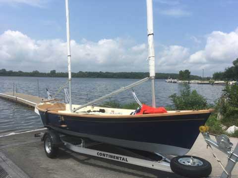 Sea Pearl 21, 2018 sailboat