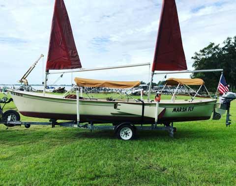 Marine Concepts Sea Pearl 21, 1986 sailboat