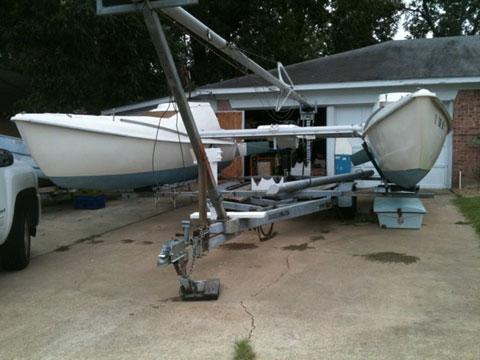 SEAWIND 24, 1985 sailboat