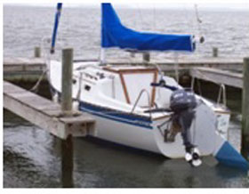 Seidelmann 245, 1984 sailboat