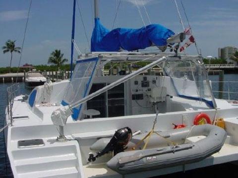 Roger Simpson 46 Catamaran, 2007 sailboat