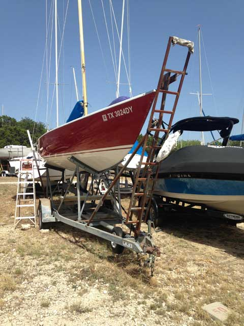 Soling 27ft, 1970 sailboat