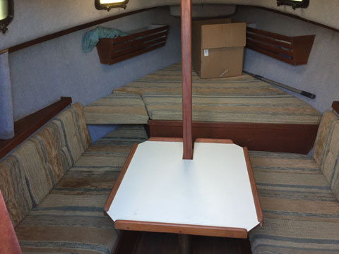 Sovereign 23, 1985 sailboat