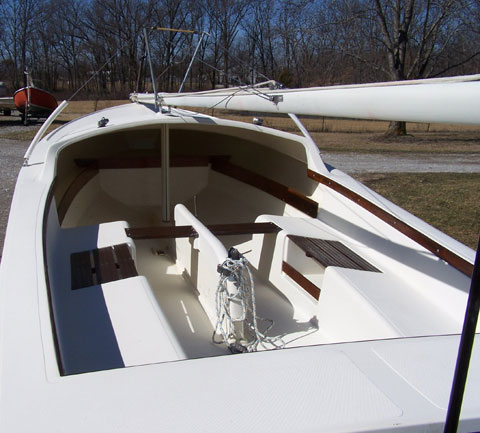 Spindrift/Daysailer I, 1984 sailboat