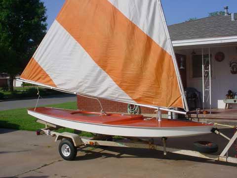 Starfish, 1973 sailboat