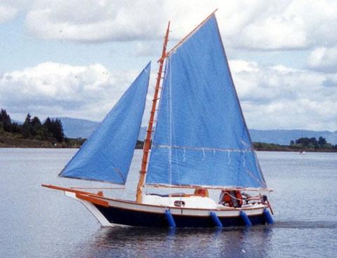 Stevenson Weekender, 1999 sailboat