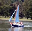1999 Stevenson Weekender sailboat