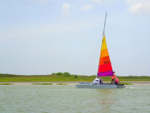 Strike 18 Trimaran, 2015 sailboat