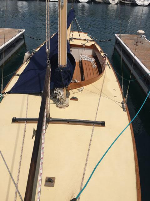 Stuart Knockabout 28', 2000 sailboat