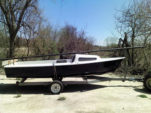 AMF Sunbird 16', 1980 sailboat