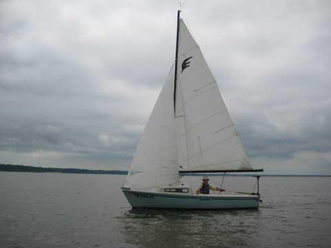 AMF Sunbird, 1978 sailboat