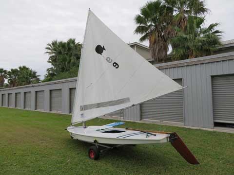 Sunfish, 2003 sailboat