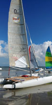 Supercat 20 catamaran sailboat
