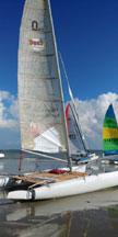 Supercat 20 catamaran sailboat