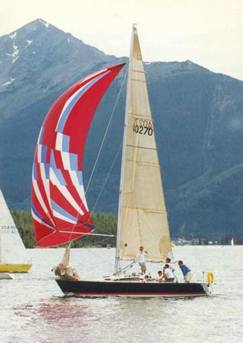 Tartan Pride 270 (27 ft.), 1985 sailboat