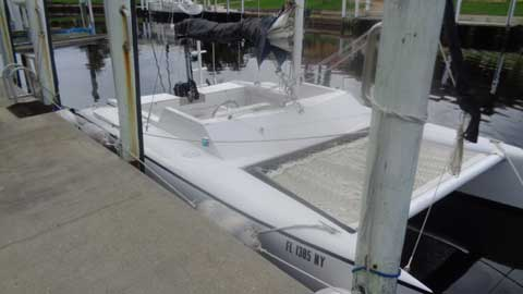 Tomcat 6.2 Catamaran, 2001 sailboat