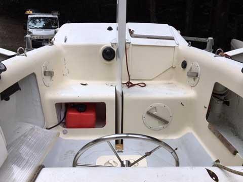 Tremolino Argonauta trailerable trimaran, 27', 1994 sailboat