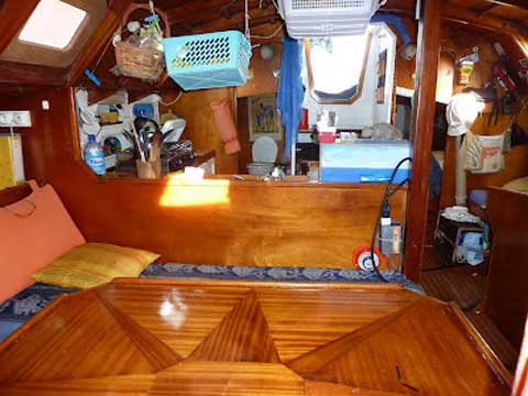ULDB (Ultra Light Displacement Boat) Open 42, 1990 sailboat