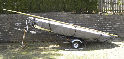 International 470, 1974 sailboat