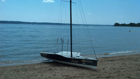 Vanguard Vector, 2001 sailboat