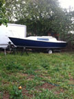 1972 Venture 222 sailboat