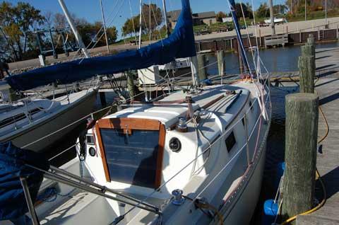 Watkins 25, 1987, sailboat