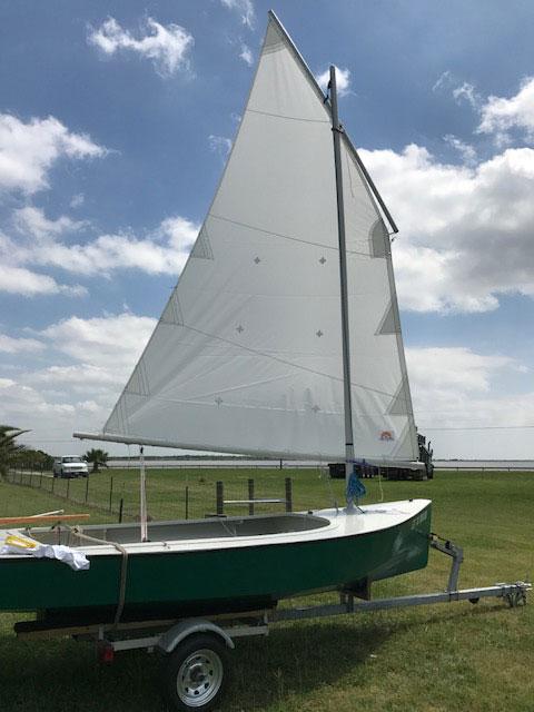 Welsford Saturday Night Special, 2017 sailboat