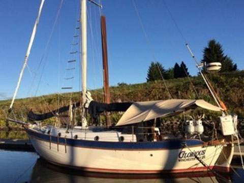 Westsail Offshore Cutter, 32', 1972 sailboat
