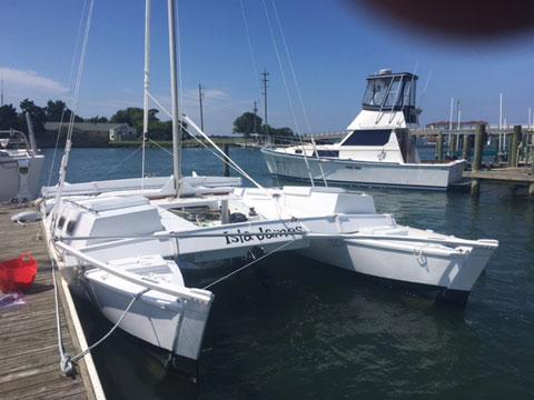 Wharram Tiki, 30ft., 2017 sailboat