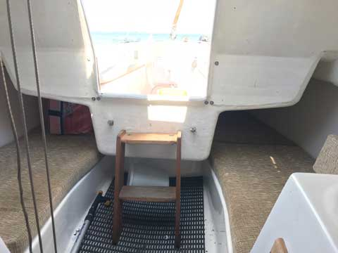 International Marine West Wight Potter 19', 2009 sailboat