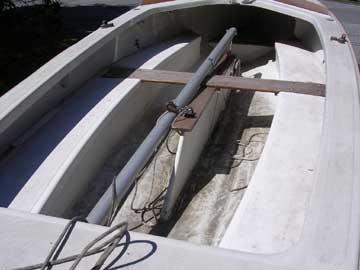 circa 1970 Albacore 15 sailboat