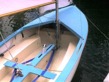 1970 Albacore 15 sailboat