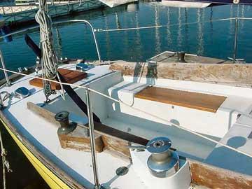 1969 Alberg 30 sailboat