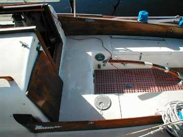 1964 Alberg 35 sailboat