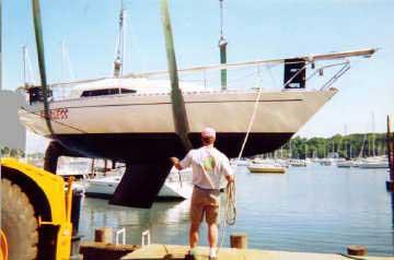 1976 Albin 26 sailboat
