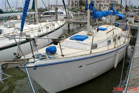 Allied Princess Ketch 36